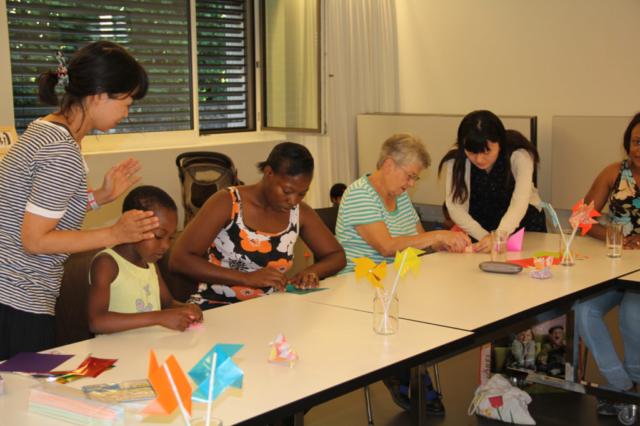 Origami Faltkunst